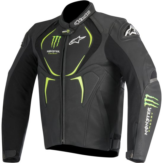 Chaqueta ALPINESTARS Xyon Monster Black / Green