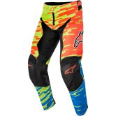 ALPINESTARS Racer 2016 Junior Braap Red / Blue / Lime Green