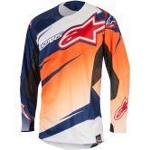 ALPINESTARS Techstar 2016 Venom Orange / White / Navy