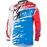 ALPINESTARS Racer 2016 Braap Blue / Red / White