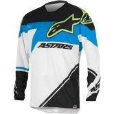 ALPINESTARS Racer 2016 Supermatic Black / Cyan / White