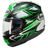 ARAI RX-7V Ghost Green