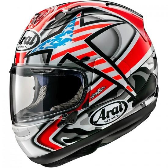ARAI RX-7V Hayden Laguna Helmet
