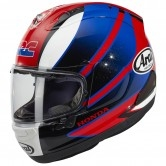 ARAI RX-7V Honda HRC GP Red