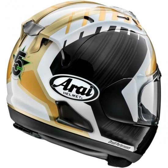 Capacete ARAI RX-7V Rea Gold