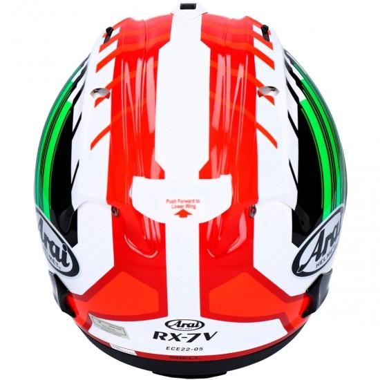 RX-7V Rea Green