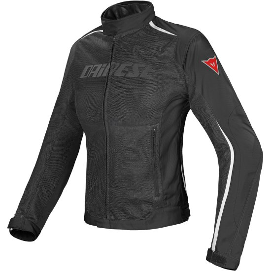 DAINESE Hydra Flux D-Dry Lady Black / White Jacket