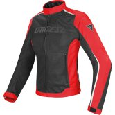 DAINESE Hydra Flux D-Dry Lady Black / Red / White