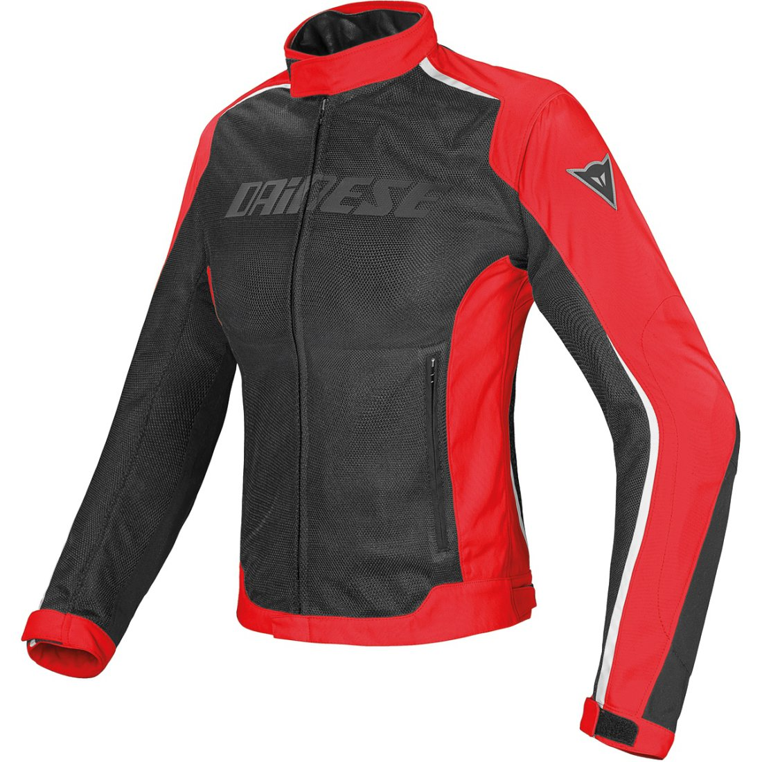 Hydra Lady Flux Dry Red White Blouson Dainese D Black FK1lJcT
