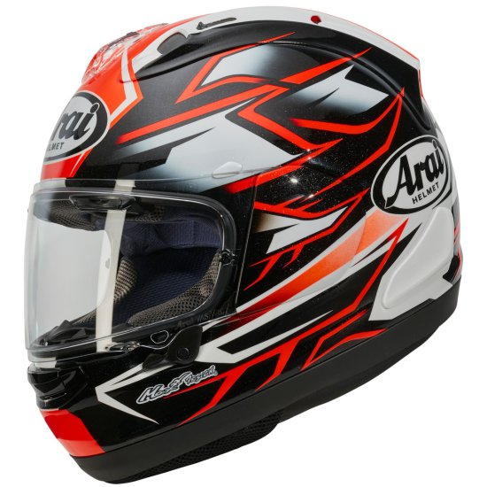 Casco ARAI RX-7V Ghost Red