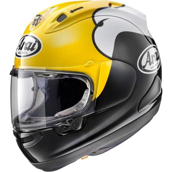 Casco ARAI RX-7V Kenny Roberts Yellow