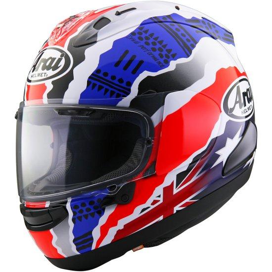 ARAI RX-7V Doohan Jubilee Helmet