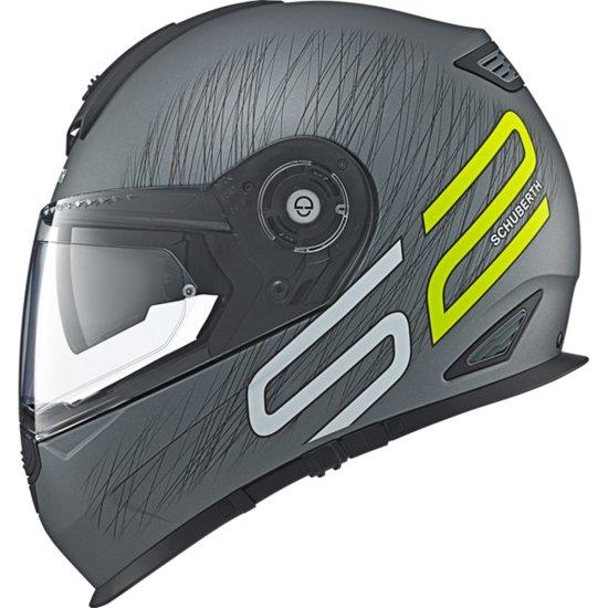 Helm SCHUBERTH S2 Sport Drag Yellow