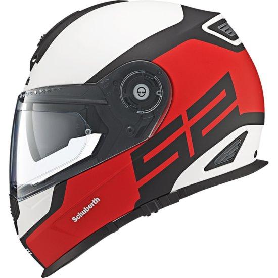 Casco SCHUBERTH S2 Sport Elite Red