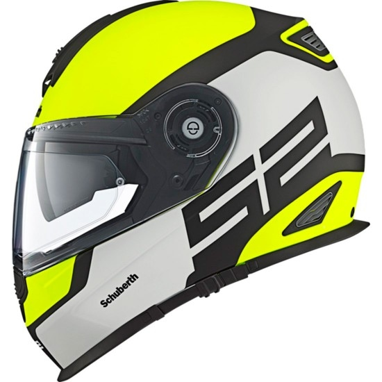 Casco SCHUBERTH S2 Sport Elite Yellow