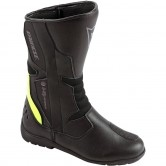DAINESE Tempest D-WP Lady Black / Yellow Fluo