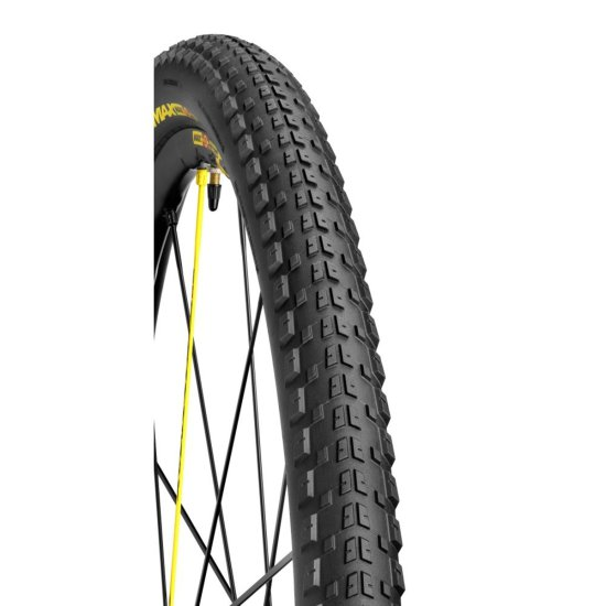 MAVIC Crossmax Pulse Ltd 27.5 x 2.1 Yellow Rim and tyre