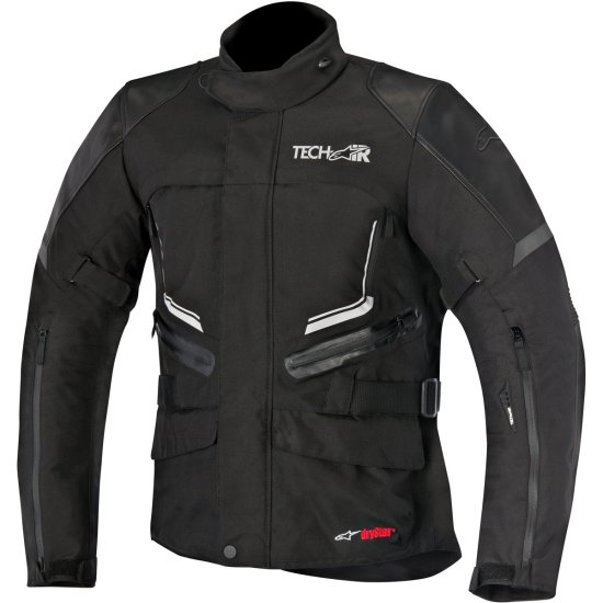 ALPINESTARS Valparaiso for Tech-Air Black Jacket