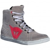 DAINESE Street Biker Air Lady Light-Gray / Coral
