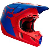 FOX V4 Libra 2016 MXON LE USA Blue / Red