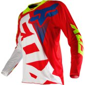 FOX 360 2016 Shiv Red / White