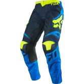 FOX 180 2016 Junior Race Blue / Yellow