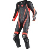 DAINESE Aero Evo D1 Professional Black / Fluo-Red
