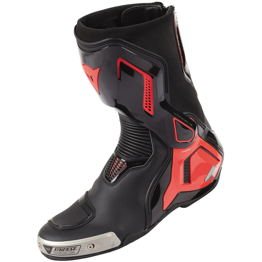 DAINESE Torque Out D1 Black / Fluo,Red
