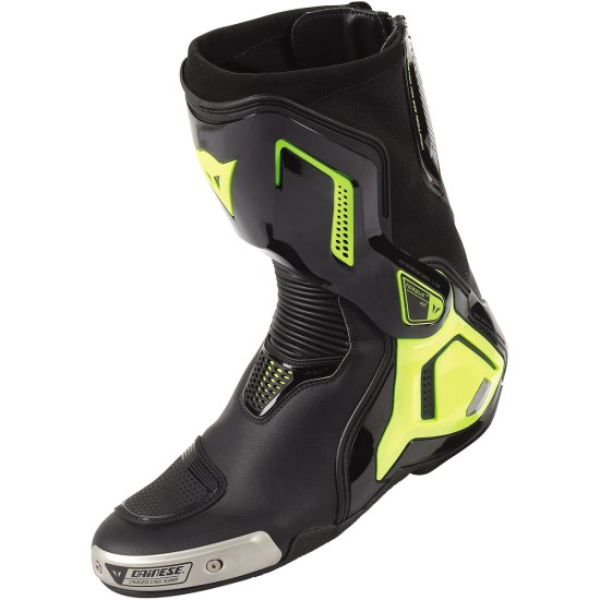 Botas DAINESE Torque D1 Out Black / Fluo-Yellow