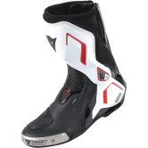 DAINESE Torque Out D1 Black / White / Lava Red