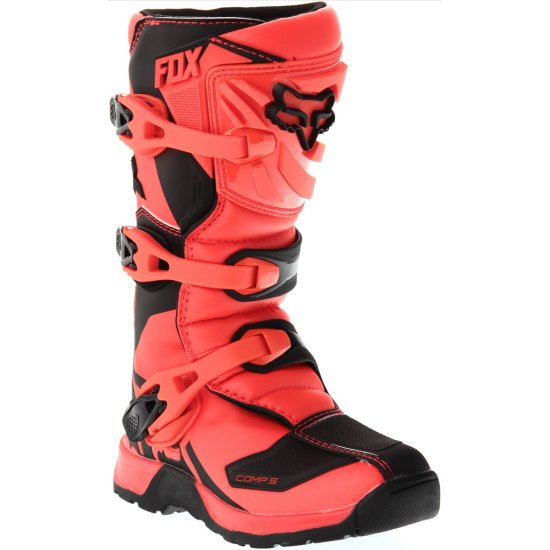 Botas FOX Comp 5 Junior Orange