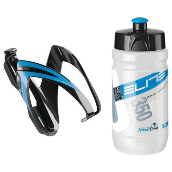 ELITE Kit CEO Blue Water bottle