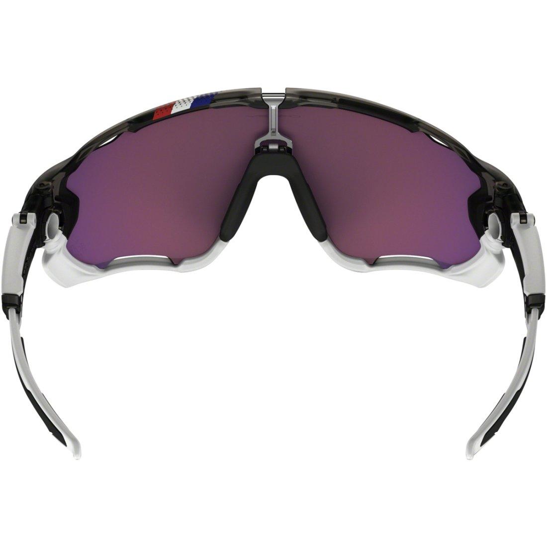 fbc06f925c OAKLEY Jawbreaker Tour de France Matte Gray Smoke   Prizm Road Mask   Goggle