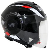 AGV Fluid Equalizer Black / Grey