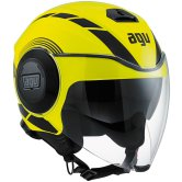 AGV Fluid Equalizer Yellow Fluo / Black
