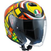 AGV K-5 Jet Rossi Elements