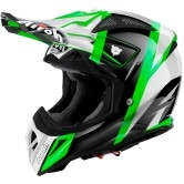 AIROH Aviator 2.2 Revolve Green Gloss