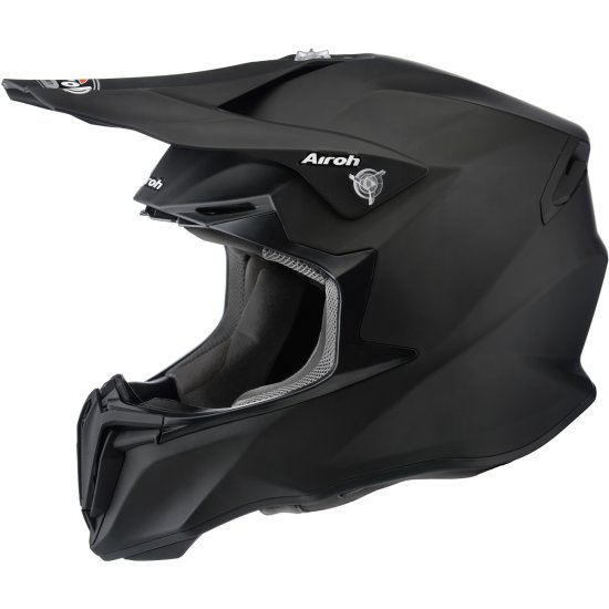 Casco AIROH Twist Black Matt