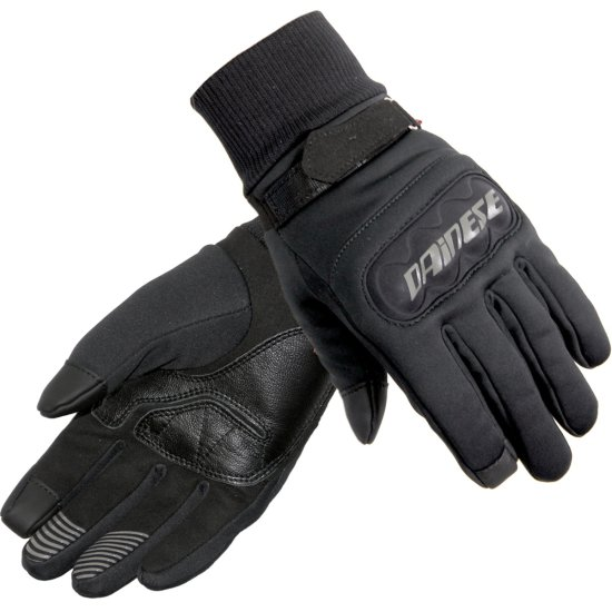 Guantes DAINESE Anemos Windstopper Black