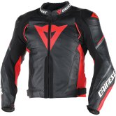 DAINESE Super Speed D1 Black / Red / Anthracite