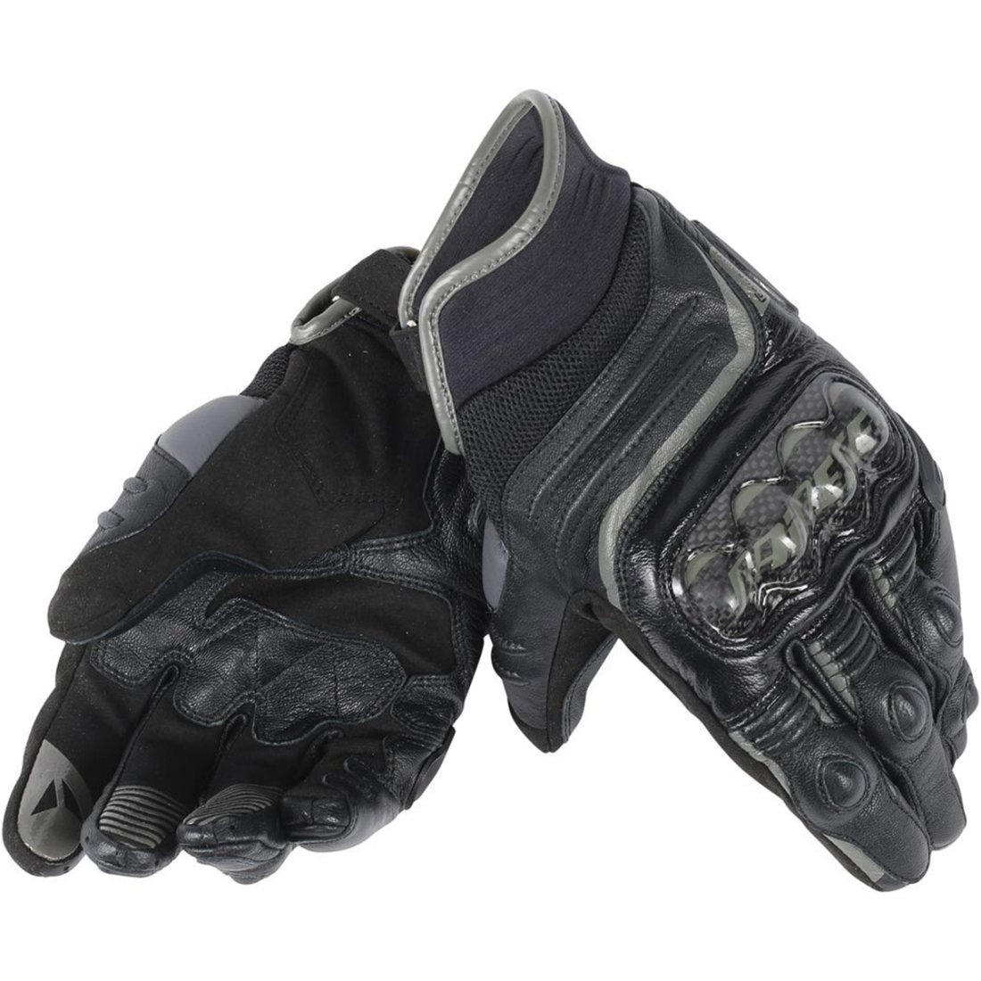 Guantes DAINESE Carbon D1 Short Black