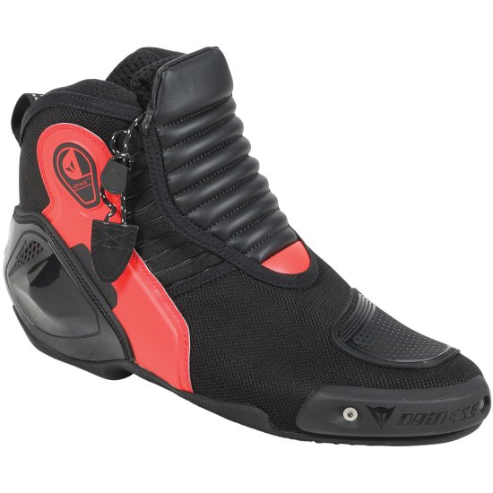 DAINESE Dyno D1 Black / Fluo-Red Boots