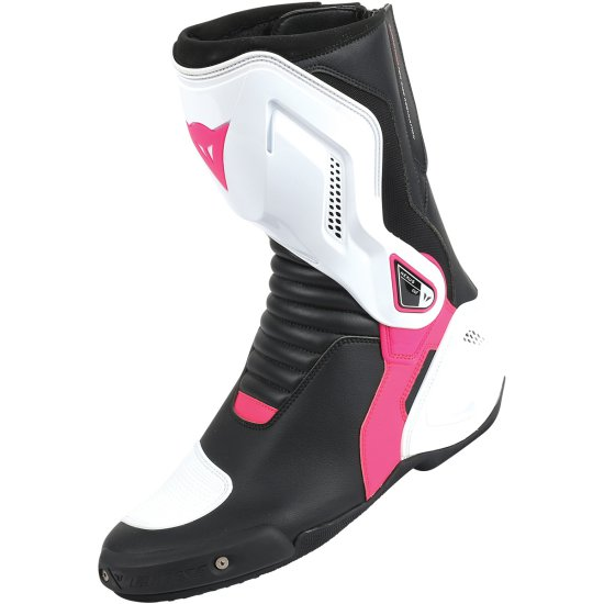 DAINESE Nexus Lady Black / White / Fucsia Boots