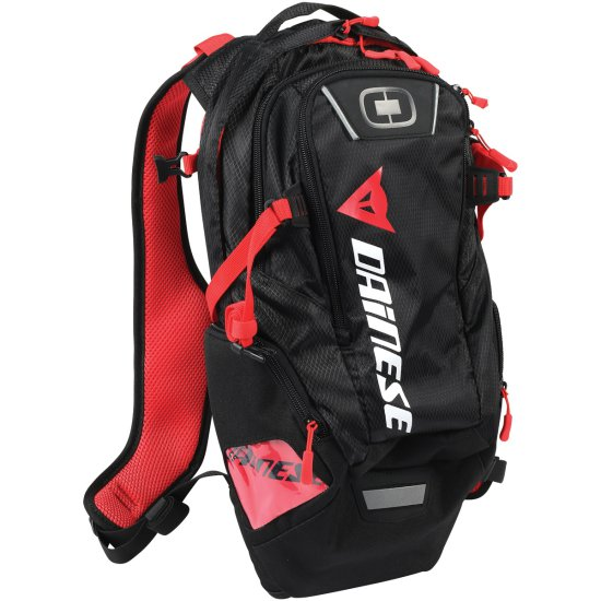 DAINESE D-Dakar Hydratation Stealth Black Bag
