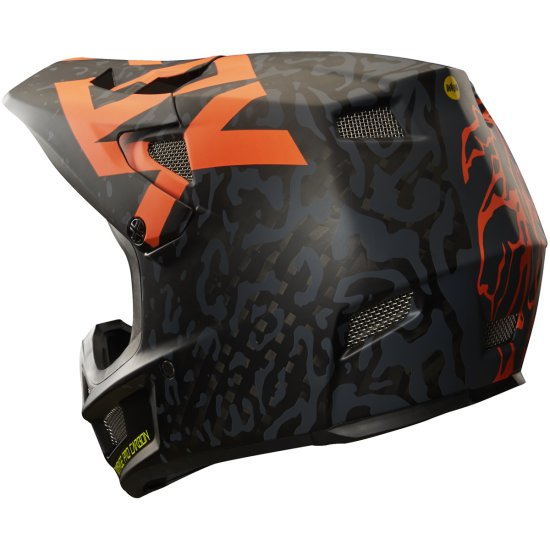 Rampage Pro Carbon 2016 Cauz Orange
