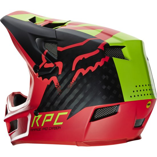 Rampage Pro Carbon 2016 Libra Red