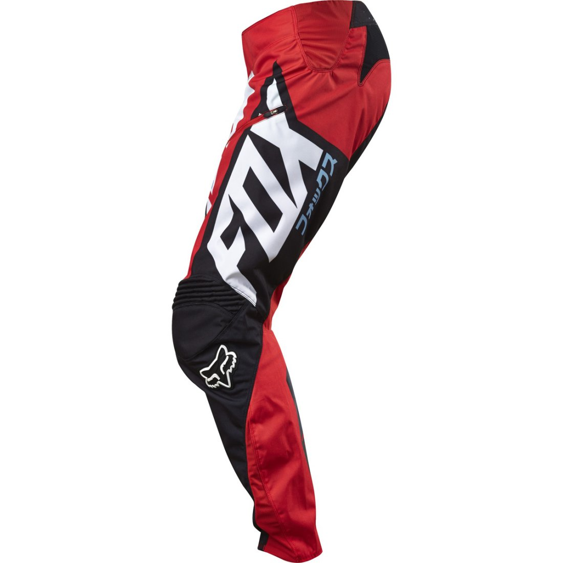 FOX Demo DH 2016 Divizion Red Pant · Motocard ab00913dd