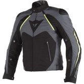 DAINESE Hawker D-Dry Black / Ebony / Fluo-Yellow
