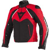 DAINESE Hawker D-Dry Black / Red / White