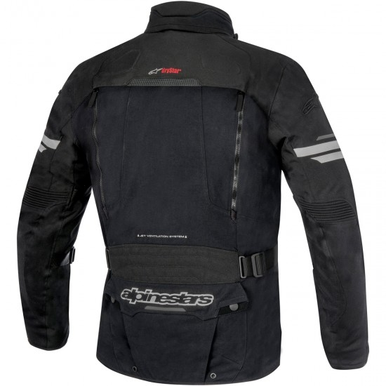 Jacke ALPINESTARS Valparaiso 2 Drystar Black / Gray / Red